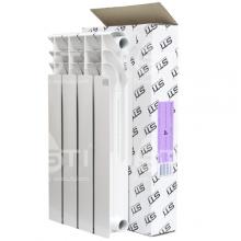 Биметаллический радиатор STI 500 100 4 секции