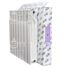 Биметаллический радиатор STI 500 100 8 секций