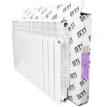 Биметаллический радиатор STI 500 80 12 секций