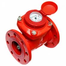 Счетчик воды турбинный ВТ-Г 50 фланец