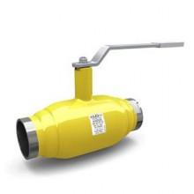 Кран шаровый LD КШЦП Gas 015.040.П/П.02.из стали 20 Ду15 Ру4,0МПа полнопроходной