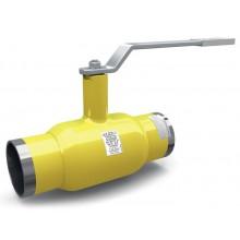 Кран шаровый LD КШЦП Gas 015.040.Н/П.02. из стали 20 Ду15 Ру4,0МПа