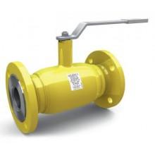 Кран шаровый LD КШЦФ Gas 020.040.П/П.02.из стали 20 Ду20 Ру4,0МПа полнопроходной