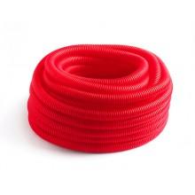 Шланг гофрированный для PE-X красный РОС в Пензе за 11,68 руб. : характеристики, фото