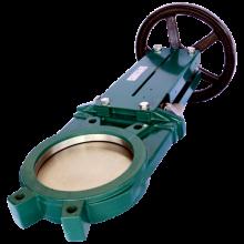Задвижка шиберная чугун односторонняя межфл VG3400-001NI Tecofi в Пензе за 17 364,41 руб. : характеристики, фото