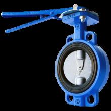 Затвор дисковый поворотный чугун 32ч1р межфл манжета EPDM ЛМЗ в Пензе за 874,38 руб. : характеристики, фото