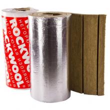 Рулон LAMELLA MAT L кашированный фольгой ROCKWOOL в Пензе за 670,71 руб. : характеристики, фото