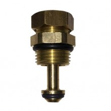 """Клапан коллекторный G1/2"""" с резиновым кольцом — купить в пензе, цена, характеристики, фото, сертификаты"""