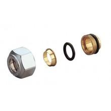 Соединитель латунь обжим с базой 16мм для медных труб Giacomini в Пензе за 143,96 руб. : характеристики, фото