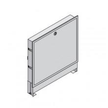 Шкаф коллекторный Vario PT встраеваемый сталь Uponor в Пензе за 9 134,14 руб. : характеристики, фото