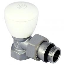 Клапан ручной регулировки R5TG хром Ру16 ВР угловой Giacomini в Пензе за 902,35 руб. : характеристики, фото