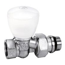 Клапан ручной регулировки R6TG хром Ру16 ВР прямой Giacomini в Пензе за 1 034,98 руб. : характеристики, фото