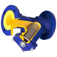 Фильтр магнитный сетчатый Y-образный чугун 821А фл Zetkama в Пензе за 2 555,76 руб. : характеристики, фото