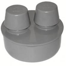 Клапан вакуумный серый РосТурПласт в Пензе за 87,32 руб. : характеристики, фото