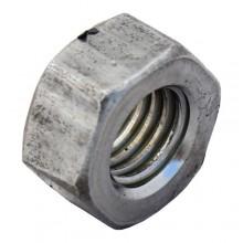 Гайка стальная оц ГОСТ 5915-70 в Пензе за 329,34 руб. : характеристики, фото