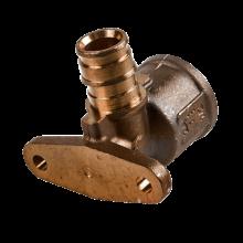Водорозетка для PE-X Smart Aqua Q&E латунь ВР Uponor в Пензе за 469,99 руб. : характеристики, фото