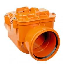 Клапан PP-B обратный канализационный коричневый РосТурПласт в Пензе за 733,72 руб. : характеристики, фото
