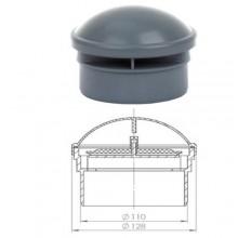 Клапан вакуумный серый Ostendorf в Пензе за 596,73 руб. : характеристики, фото