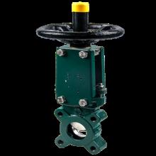 Задвижка шиберная чугун односторонняя межфл VG3400-00NI Tecofi в Пензе за 16 267,95 руб. : характеристики, фото