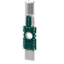 Задвижка шиберная чугун односторонняя межфл VGT3400-03NI Tecofi в Пензе за 81 585,55 руб. : характеристики, фото