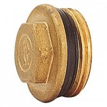 Пробка латунь R592D Giacomini в Пензе за 151,98 руб. : характеристики, фото