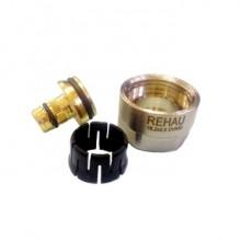 Евроконус для PE-X RAUTITAN stabil латунь Rehau в Пензе за 422,44 руб. : характеристики, фото