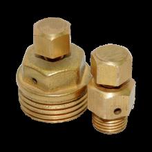 Воздухоотводчик ручной ВО-1,0 НР латунь Ру10 Цветлит в Пензе за 38,35 руб. : характеристики, фото