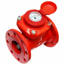 Счетчик воды турбинный ВТ-Г 100 фланец