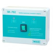 Шкаф управления SK-702 Wilo 2895009 — купить в пензе, цена, характеристики, фото, сертификаты